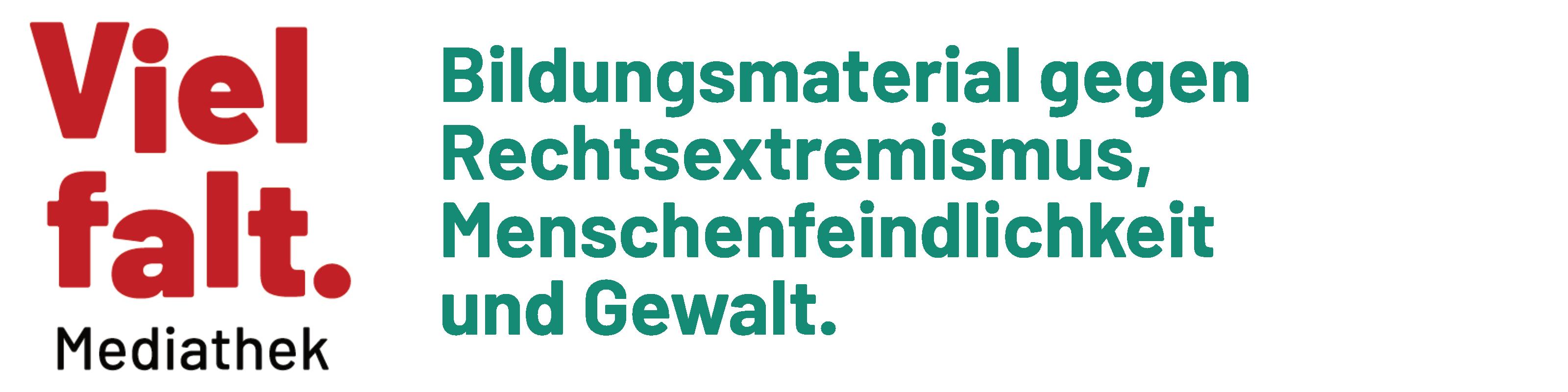 Logo der Vielfalt Mediathek
