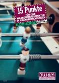 15 Punkte für eine Willkommensstruktur in Jugendeinrichtungen