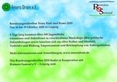 Bundesjugendtreffen 2020   Terne Roma und nicht-Roma