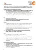 """Überlegungen zur Nutzung und sprachsensiblen Überarbeitung der Methode """"Wie im richtigen Leben"""" im Kontext der politischen Bildungsarbeit mit jungen Geflüchteten und Migrant*innen/Sprachsensible Überarbeitung Methode Werteauktion"""