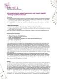 Aktionsprogramm gegen Aggression und Gewalt (AgAG) - Hintergrundinformationen