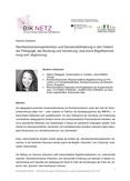 Rechtsextremismusprävention und Demokratieförderung in den Feldern der Pädagogik, der Beratung und Vernetzung: eine kurze Begriffseinordnung und -abgrenzung