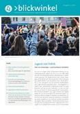 blickwinkel. rechtsextreme phänomene - jugendkulturen - jugendarbeit Ausgabe 1/2020