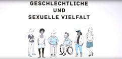 Geschlechtliche und sexuelle Vielfalt – Erklärfilm