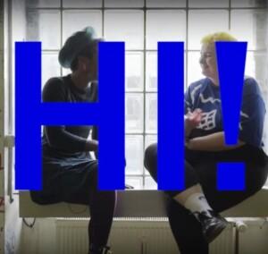 Non-binary: JJ und Najee