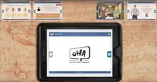 Projekt-Film OHA – Online Hass Abbauen