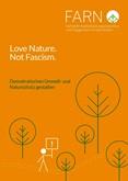 Love Nature. Not Fascism.