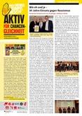 Aktiv für Chancengleichheit November 2016/Jubiläumsausgabe