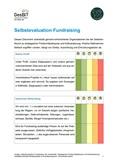 Selbstevaluation Fundraising