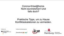 Deutsch-Corona Krise@home