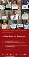 Informationen der Mobilen Beratung für Opfer rechter Gewalt Nr. 49. Antimuslimischer Rassismus