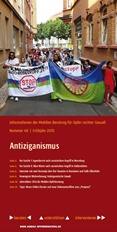 Informationen der Mobilen Beratung für Opfer rechter Gewalt Nr. 48: Antiziganismus