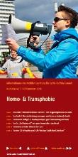 Informationen der Mobilen Beratung für Opfer rechter Gewalt. Nummer 42 Frühsommer 2013. Homo- & Transphobie