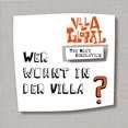 Wer wohnt in der Villa?