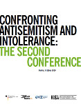 Confronting Antisemitism and Intolerance: An International Exchange. Washington DC, June 2017