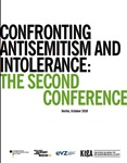 Confronting Antisemitism and Intolerance: The Second Conference.