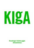KIgA. Kreuzberger Initiative gegen Antisemitismus. Jubiläumsbroschüre