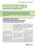 PERSPEKTIVEN Politische Bildung für die Migrationsgesellschaft Nr. 10