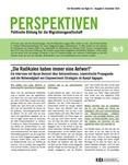 Perspektiven. Politische Bildung für die Migrationsgesellschaft - Nr. 9