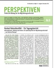 Perspektiven. Politische Bildung für die Migrationsgesellschaft, Ausgabe 8, November 2013