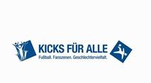 Kicks für Alle! Fußball. Fanszenen. Geschlechtervielfalt.