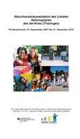 Abschlussdokumentation des Lokalen Aktionsplanes des Ilm-Kreis (Thüringen)