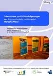 Erkenntnisse und Schlussfolgerungen aus 4 Jahren Lokaler Aktionsplan Marzahn-Mitte. Dokumentation der Arbeitstagung am 05. November 2010 in der Jugendfreizeiteinrichtung FAIR