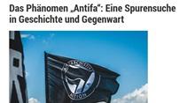 Das Phänomen »Antifa«: Eine Spurensuche in Geschichte und Gegenwart