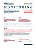 Monitoring (exrem) rechte Strukturen und das zivilgesellschaftliche Gegenengagement Nr. 10