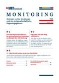 Monitoring #11. Januar 2020. (Extrem) rechte Strukturen und das zivilgesellschaftliche Gegenengagement.