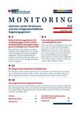 Monitoring #12 September 2020  (Extrem) rechte Strukturen und das zivilgesellschaftliche Gegenengagement.