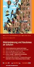Informationen der Mobilen Beratung für Opfer rechter Gewalt. Nummer 53. Herbst 2017. Diskriminierung und Rassismus an Schulen