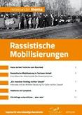 Rassistische Mobilisierungen. Thema - Impulse für eine lebendige Demokratie 09/2015