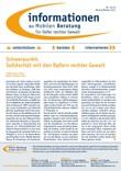 Informationen der Mobilen Beratung für Opfer rechter Gewalt Nr. 35/36 Herbst/Winter 2011