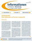 Informationen der Mobilen Beratung für Opfer rechter Gewalt Nr. 38 Frühjahr 2012