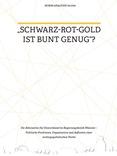 """mobim-Analysen 9/2016 """"Schwarz-rot-gold ist bunt genug""""? Die Alternative für Deutschland im Regierungsbezirk Münster - Politische Positionen, Organisation und Auftreten einer rechtspopulistischen Partei"""