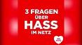 3 Fragen über Hass im Netz: Nadine Schön