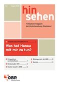 Hinsehen - Halbjahresmagazin der OBR (1/2020)