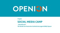 OPENION Gutes Beispiel #6: Social Media Camp