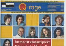 Q-Rage Die Zeitung des größten Schülernetzwerks in Deutschland 6. Ausgabe