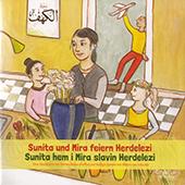 Sunita und Mira feiern Herdelezi - Sunita hem i Mira slavin Herdelezi