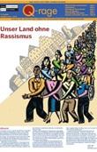 Q-Rage. Die Zeitung des größten Schülernetzwerks in Deutschland. 8. Ausgabe. Das Beste aus fünf Jahren Q-Rage