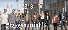 TAKE YOUR RIGHTS Trailer 2017
