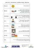 Erste Sätze - First Sentences - Premiéres Phrases - Prime Frasi