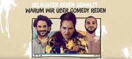 """Alternativen aufzeigen! Modul 2 """"Comedy"""" – Jugendliche über Datteltäter - Comedy über den """"IS"""". Geht das?"""