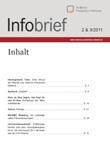 Infobrief 2&3/2011