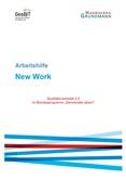 """Arbeitshilfe New Work. Qualitätswerkstatt 2.0 im Bundesprogramm """"Demokratie leben!"""""""